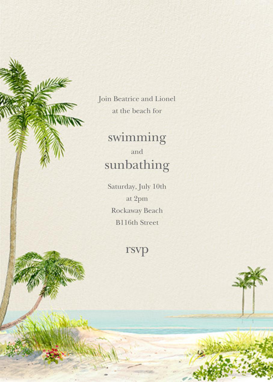 Key West - Felix Doolittle - Summer entertaining