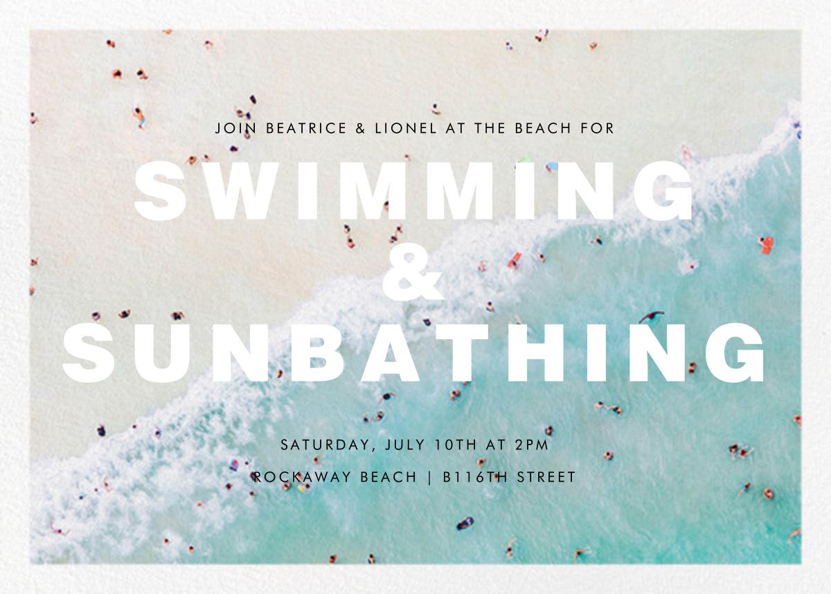 Ocean Wave - Gray Malin - Summer entertaining