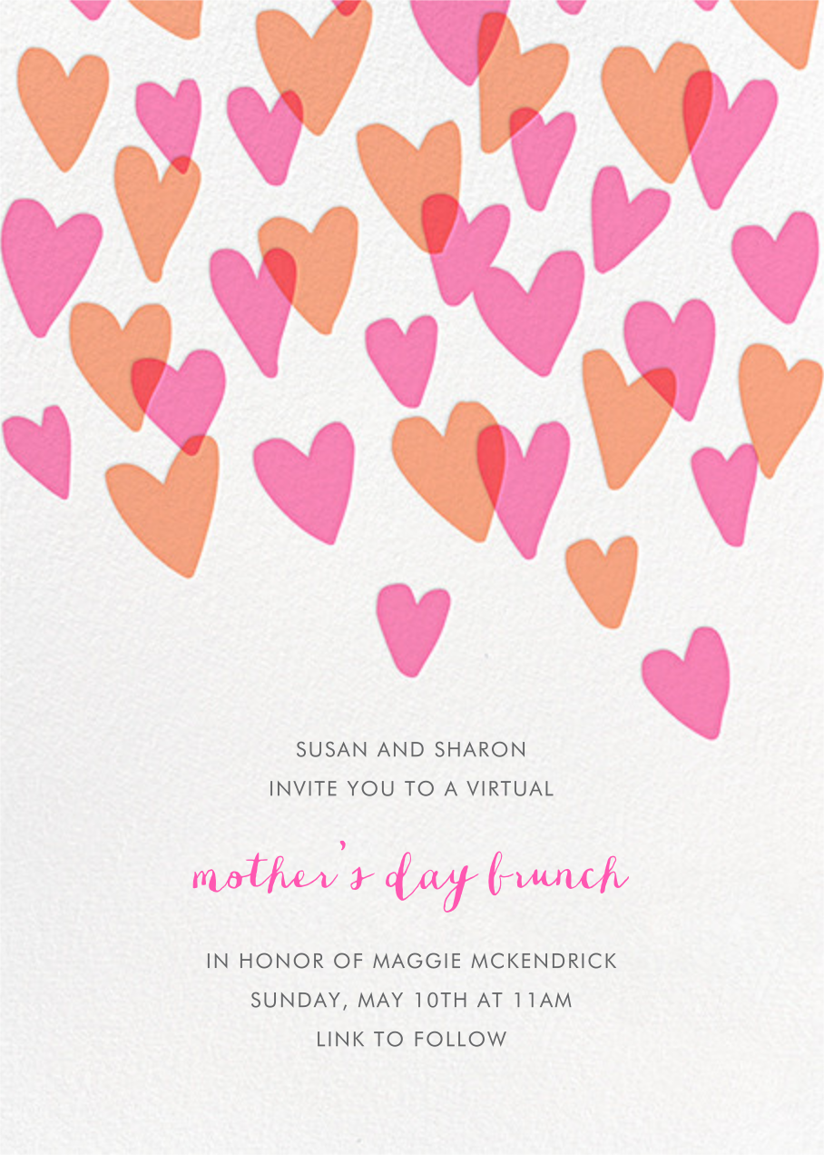 Hearts a Flutter - Hello!Lucky - Mother's Day