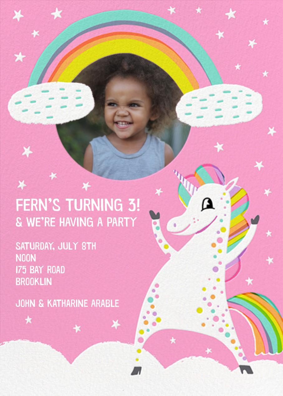 Unicorn Magic - Hello!Lucky - Kids' birthday