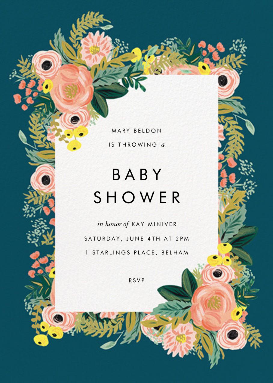 Spring Garden - Rifle Paper Co. - Baby shower