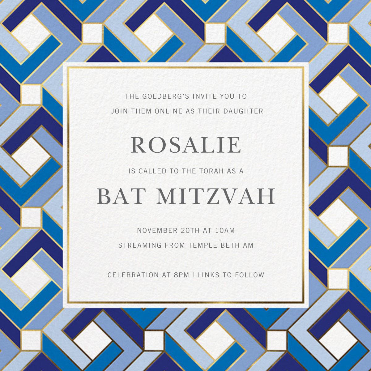 Penrose - Jonathan Adler - Bar and bat mitzvah