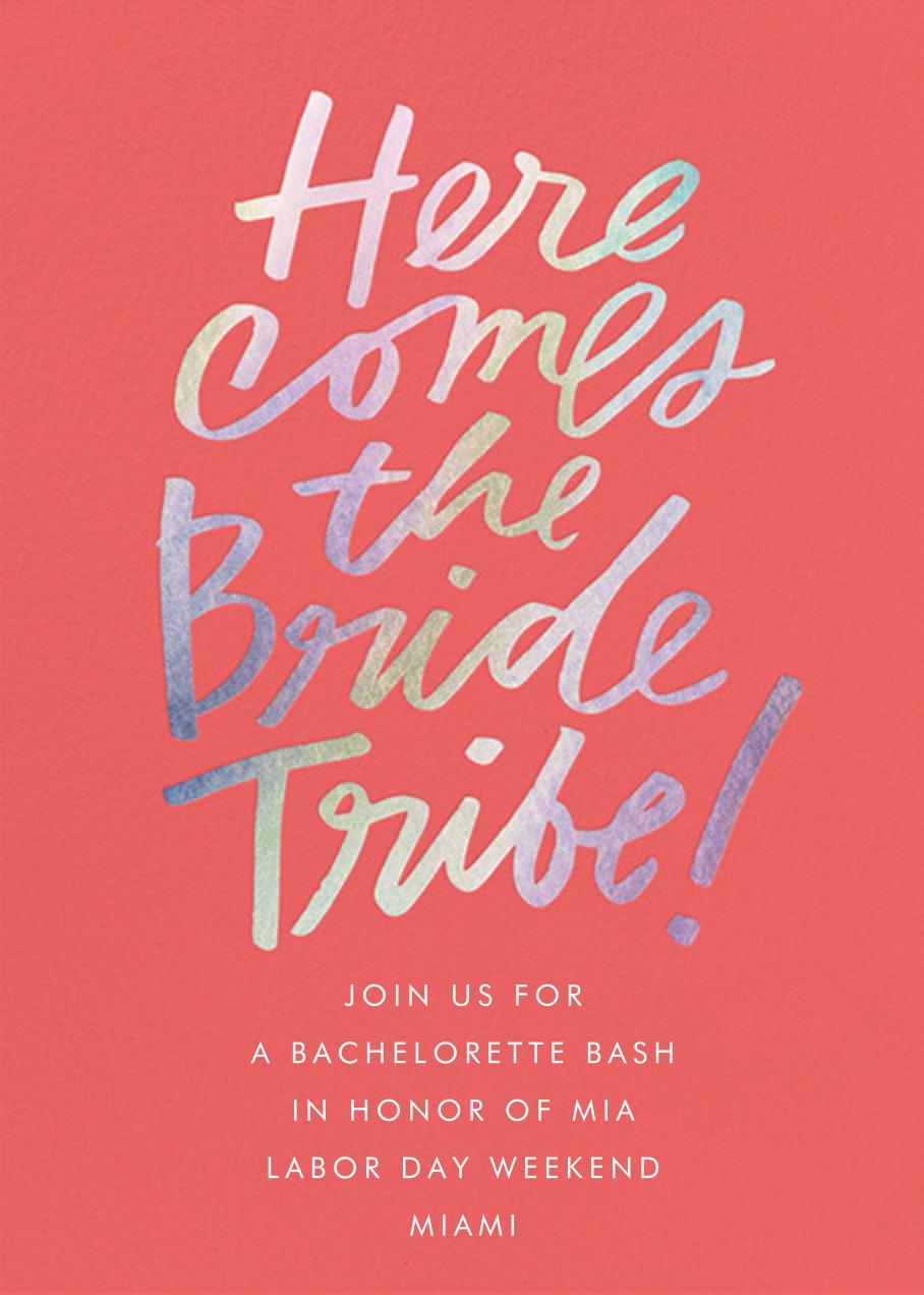 Signature Bachelorette - Cheree Berry - Bachelorette party