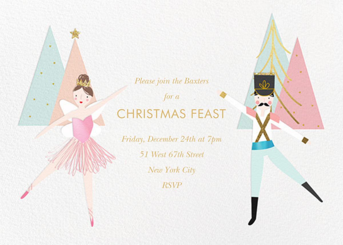 Nutcracker Pas de Deux - Meri Meri - Christmas party