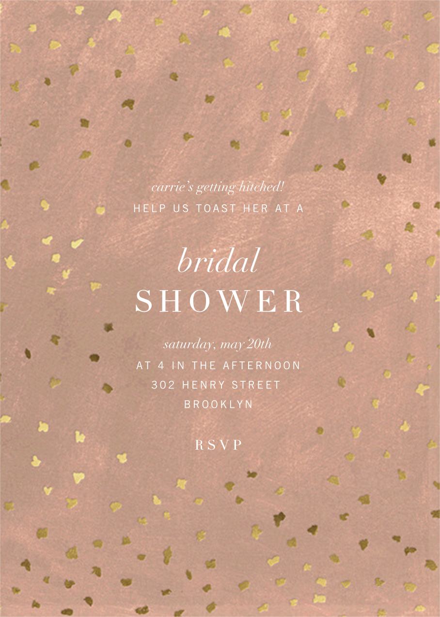 Flurry - Chamois - Kelly Wearstler - Bridal shower