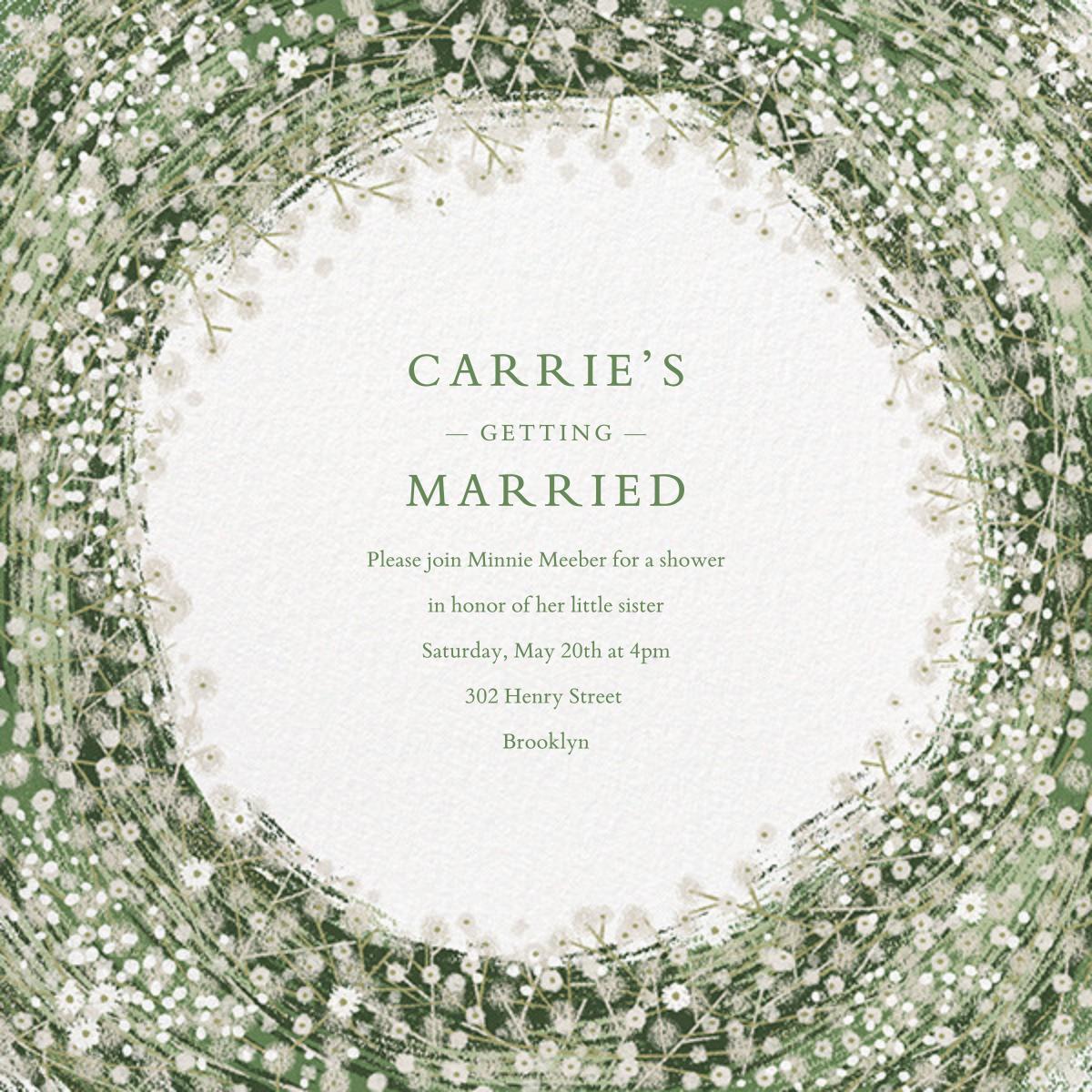 Love Nest (Invitation) - Paperless Post - Bridal shower
