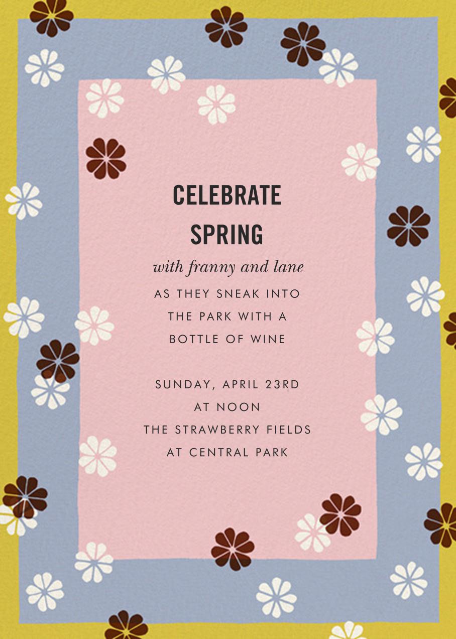 Mod Clover - Spring Rain/Pavlova - kate spade new york - General entertaining