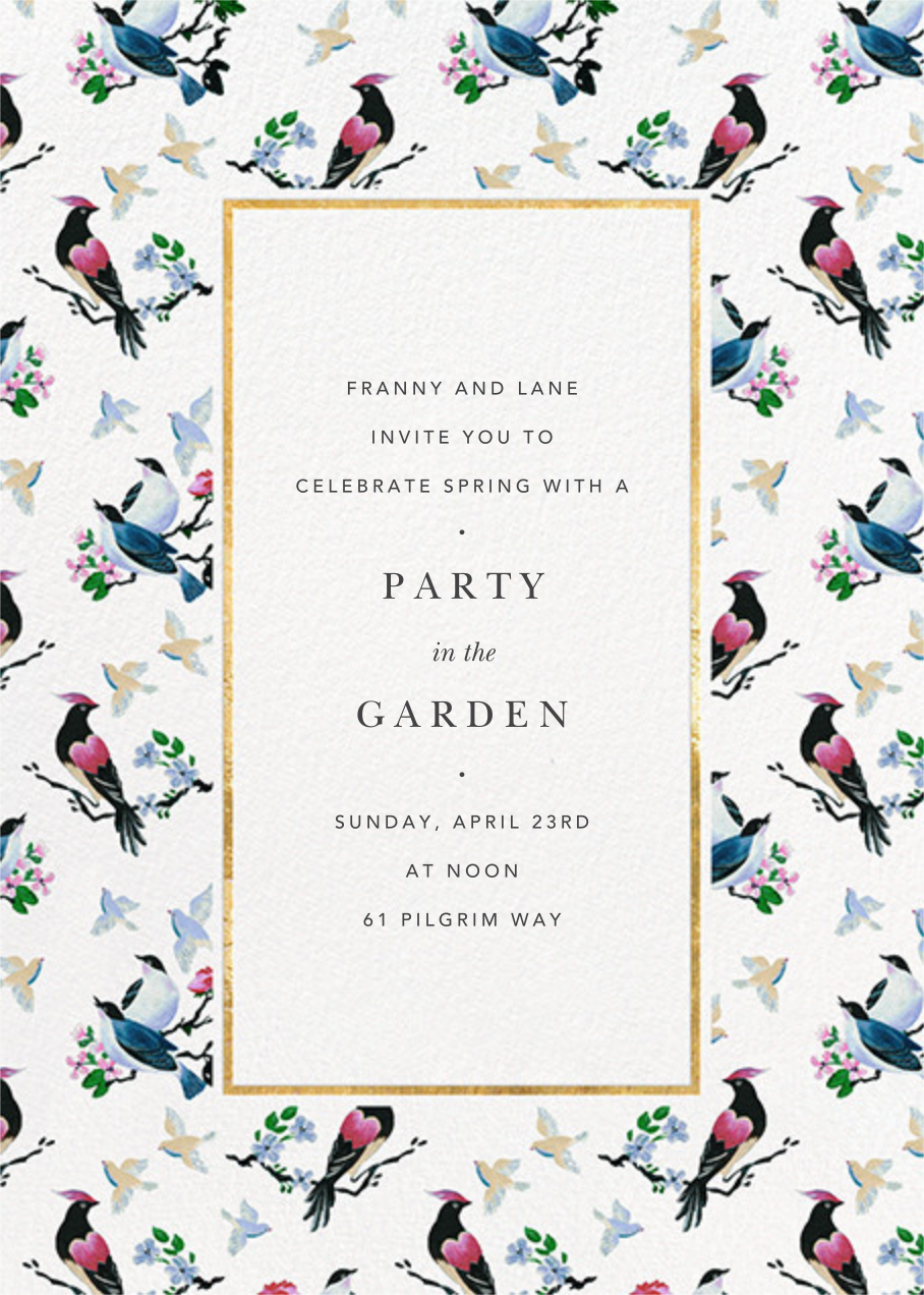 Of a Feather - Anthropologie - General entertaining