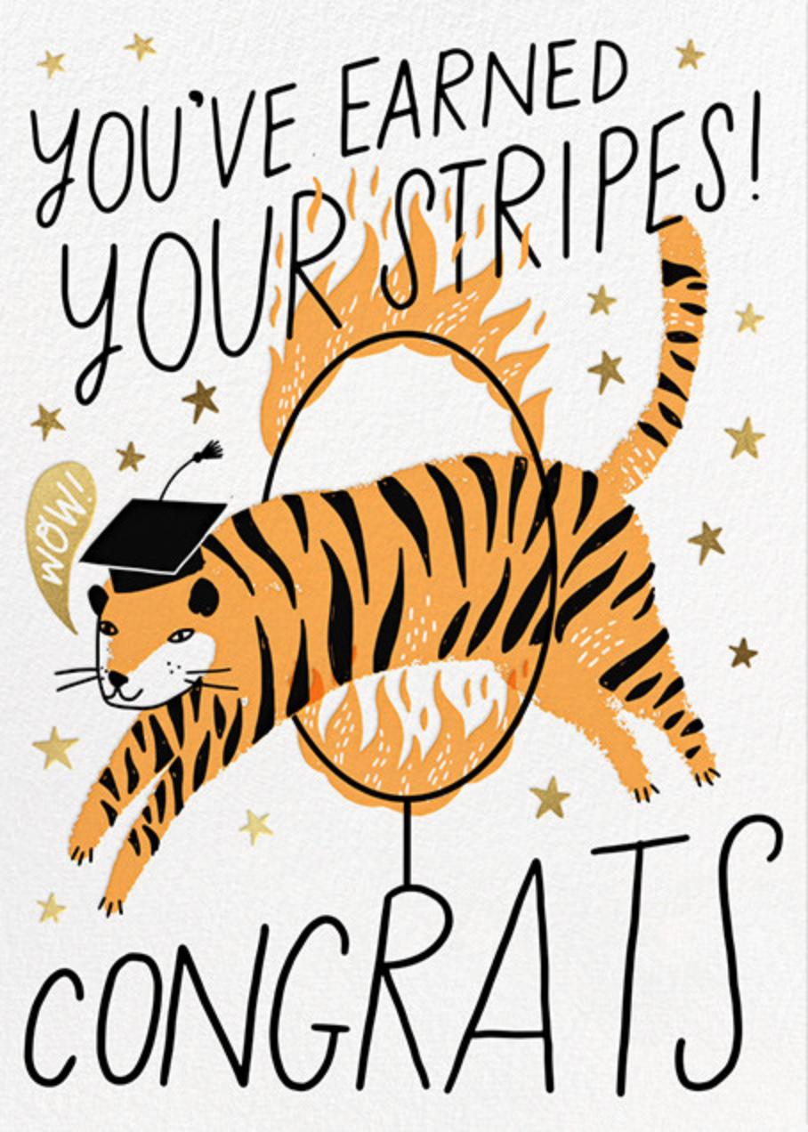 Easy Tiger - Hello!Lucky - Graduation