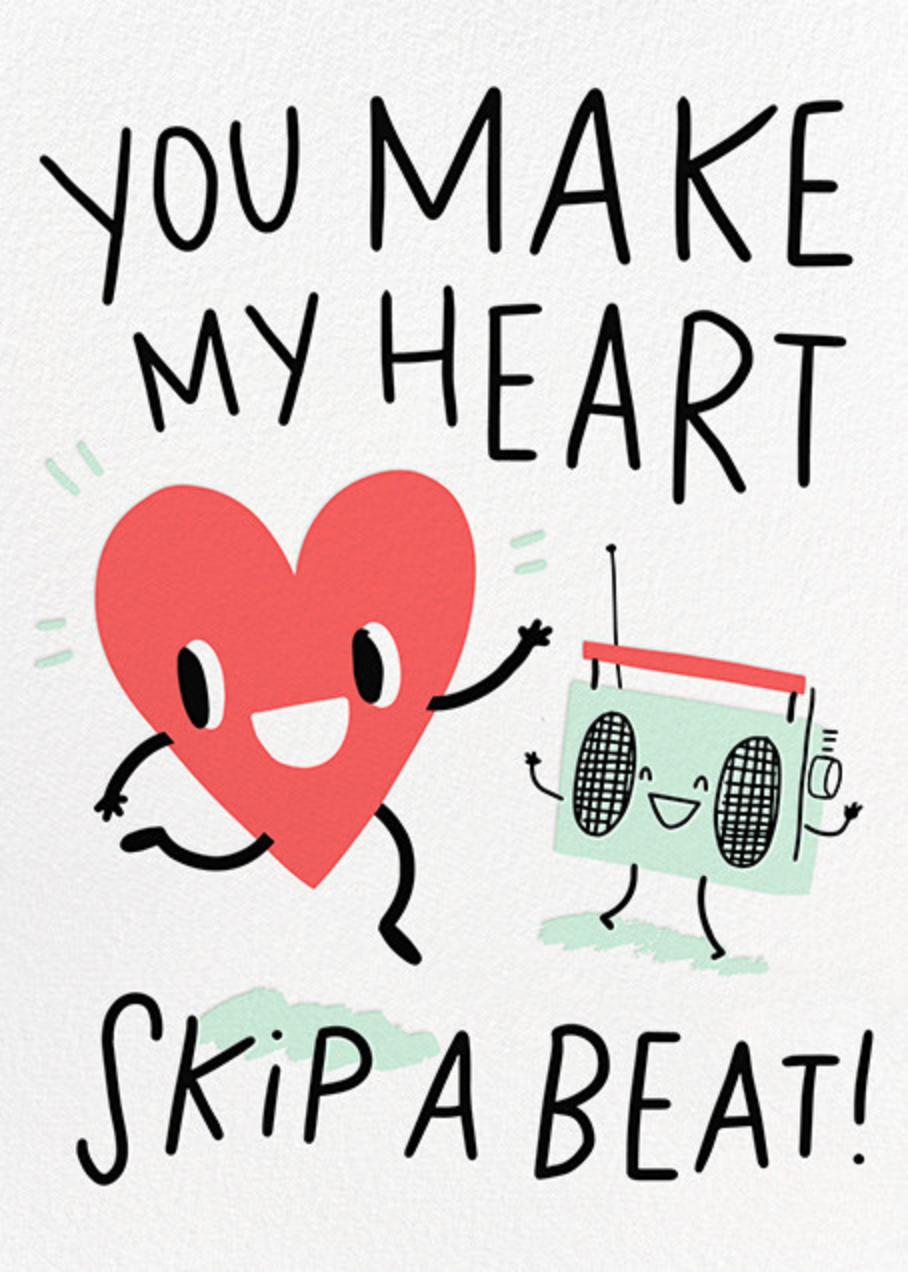 Heartbeats - Hello!Lucky