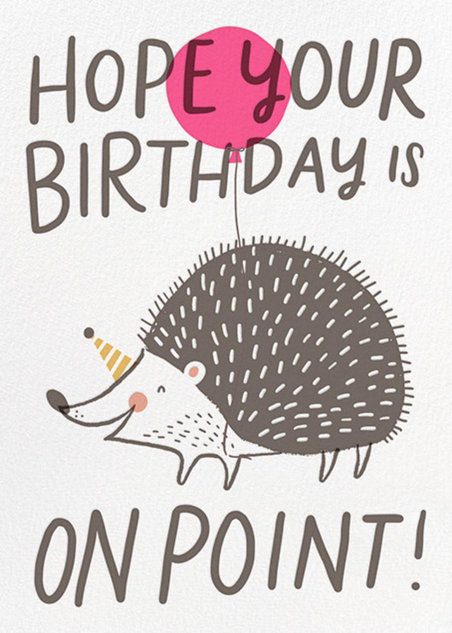 On Point - Hello!Lucky - Birthday