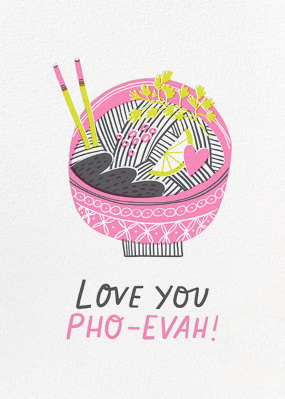 Pho Evah  - Hello!Lucky - Anniversary cards