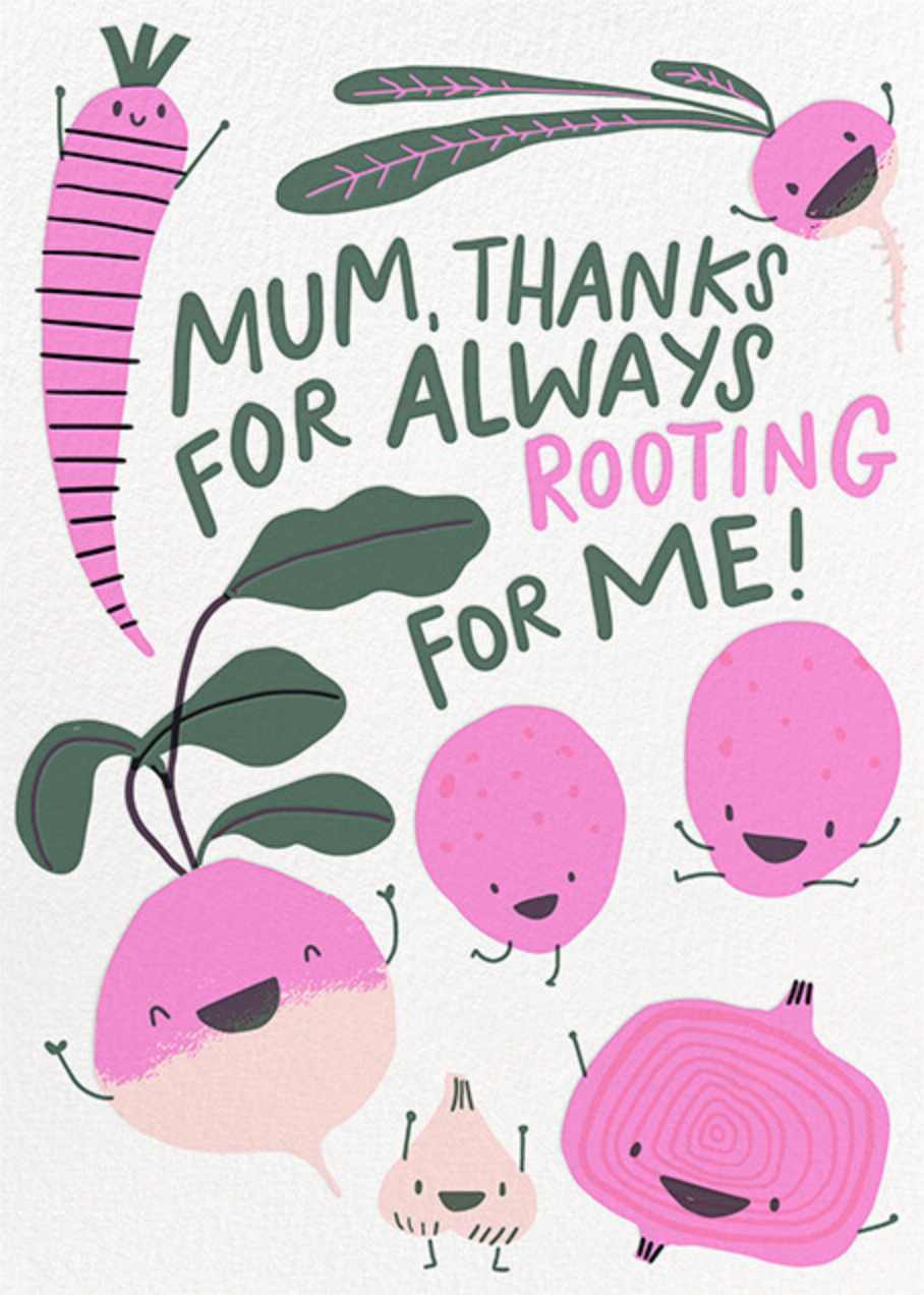 Root For Me - Hello!Lucky - Mother's Day