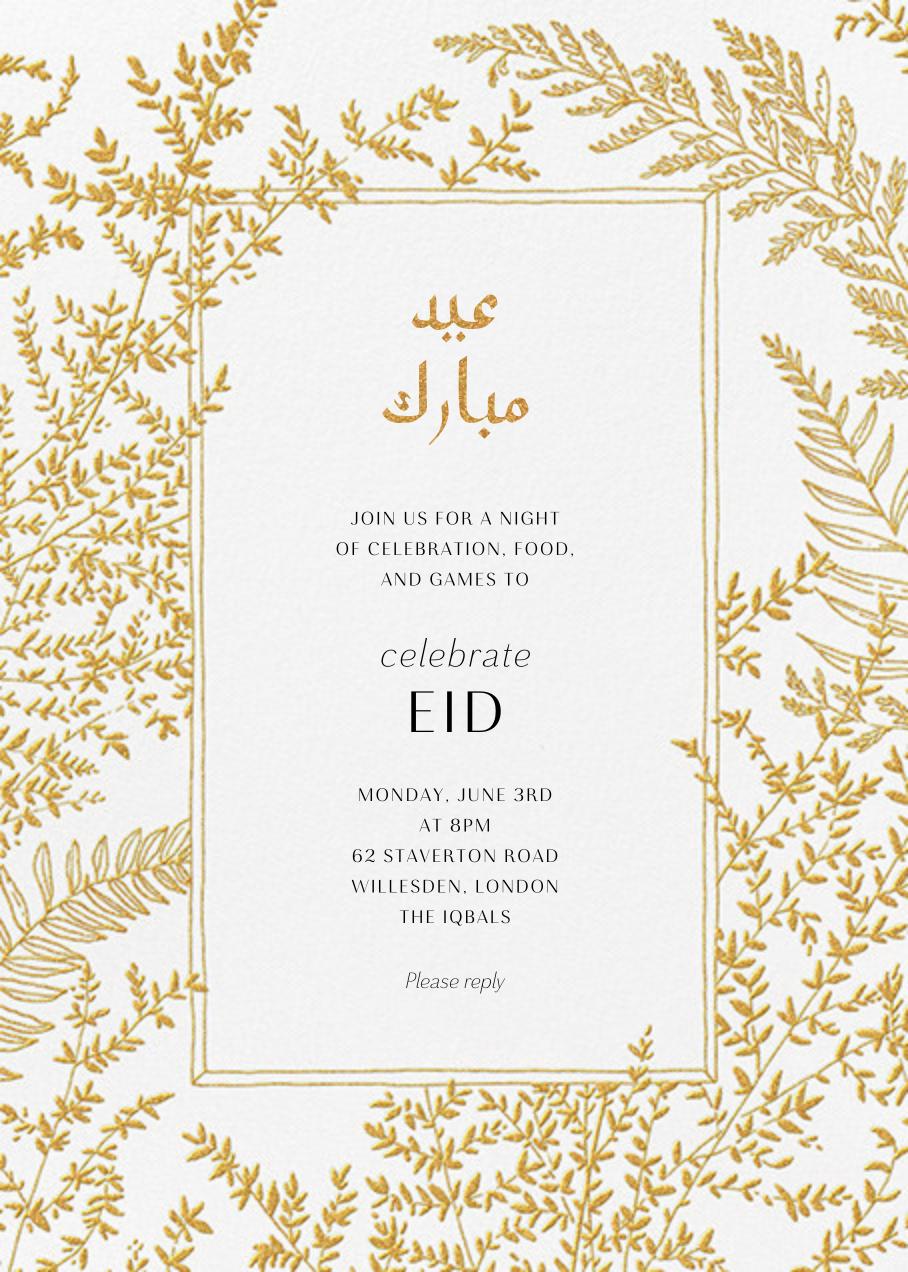 Fionola - Paperless Post - Ramadan