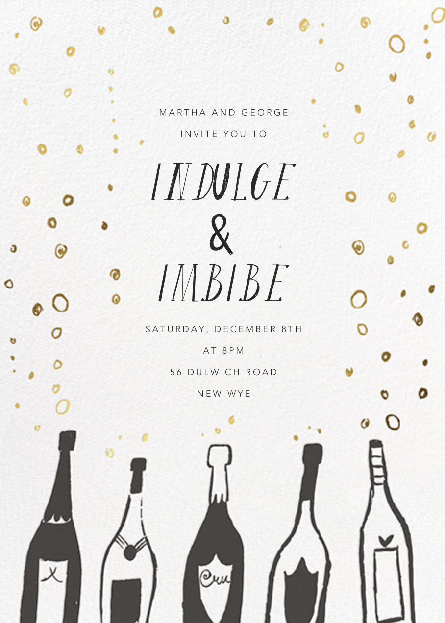 Uncorked - Mr. Boddington's Studio - Winter parties