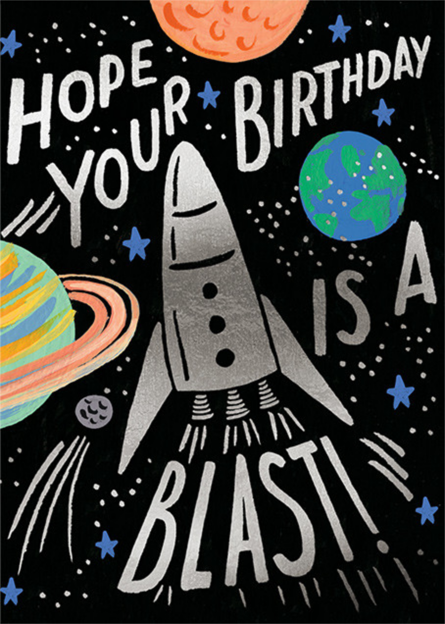Birthday Blast - Rifle Paper Co. - Birthday