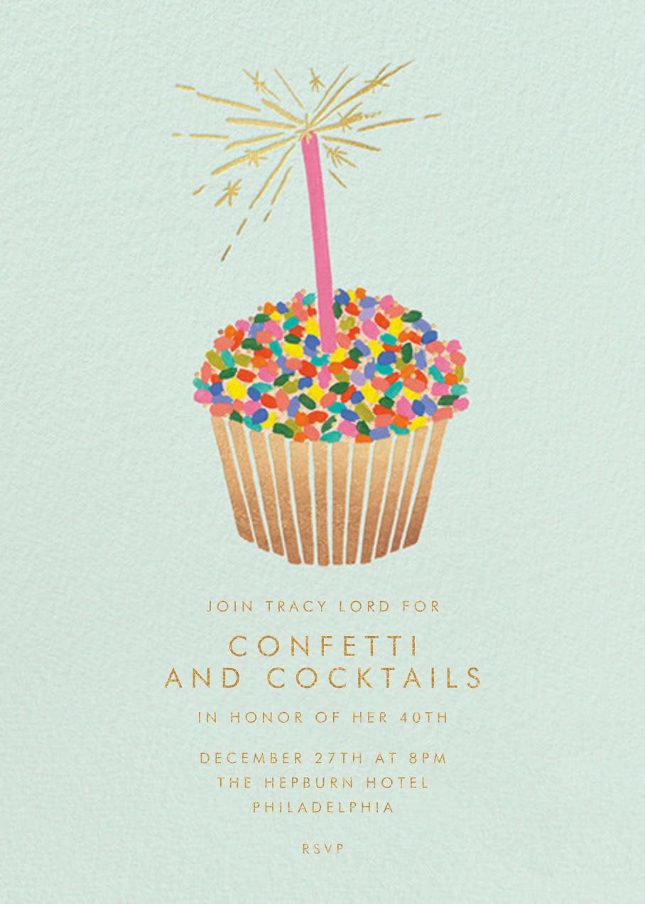 Cupcake Birthday - Rifle Paper Co. - Adult birthday