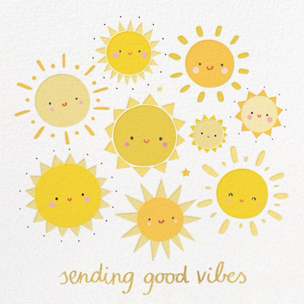 Smiling Suns - Little Cube - Just because