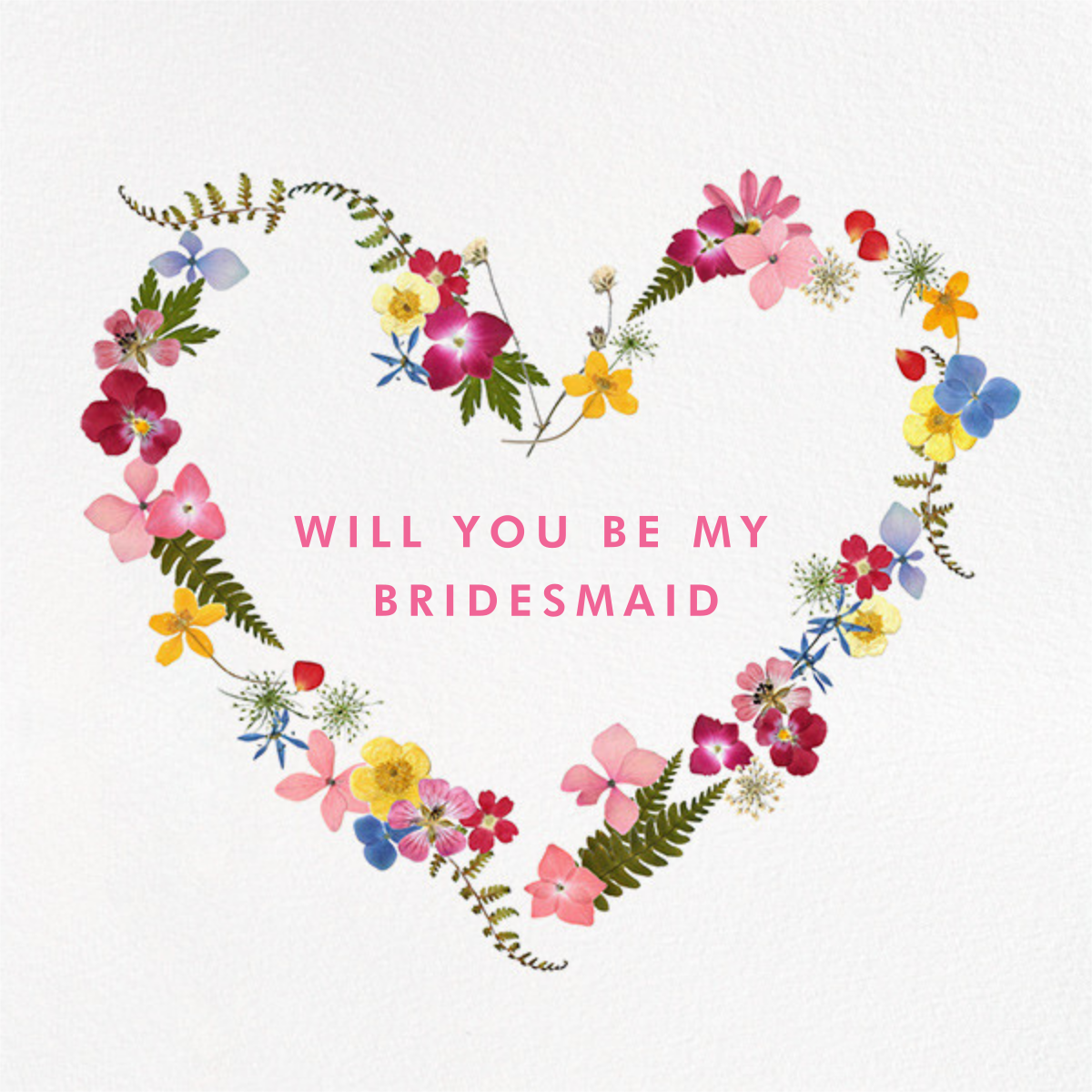 Love Is in Bloom - Paperless Post - Wedding party requests