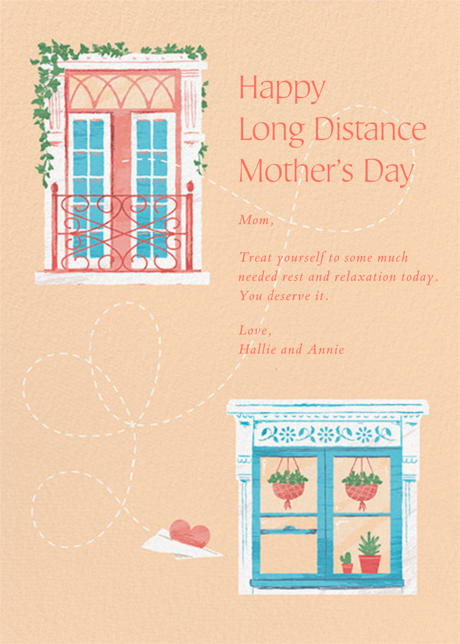Together In Spirit - Paperless Post - Mother's Day