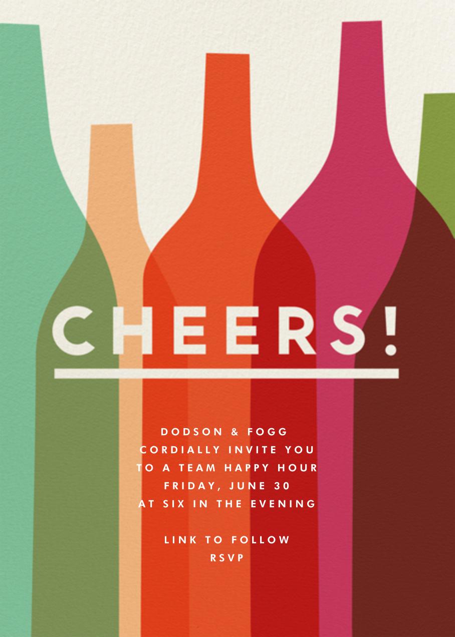 Wine Overlap - The Indigo Bunting - Happy hour