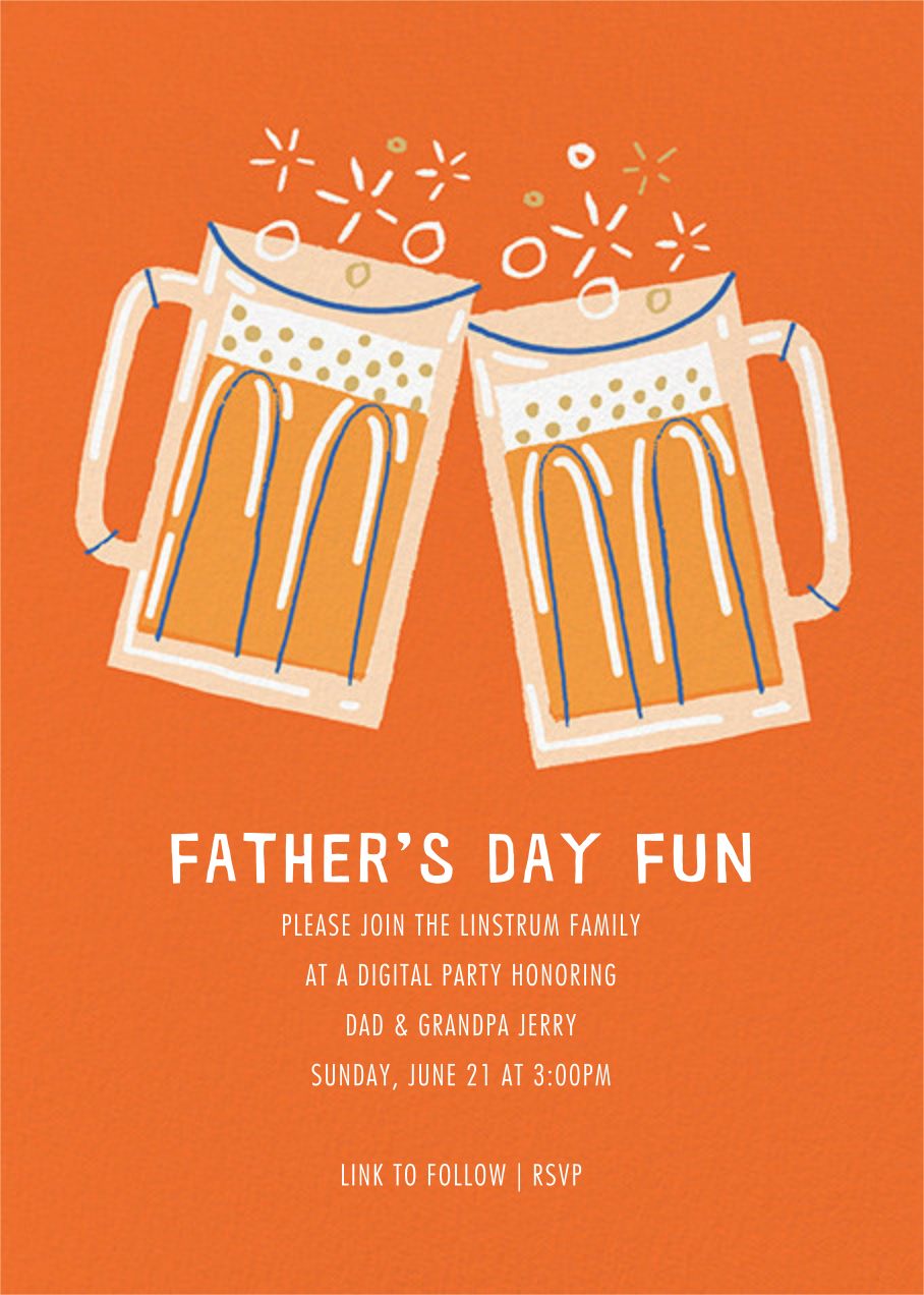 Beer Me - Paperless Post - Father's Day