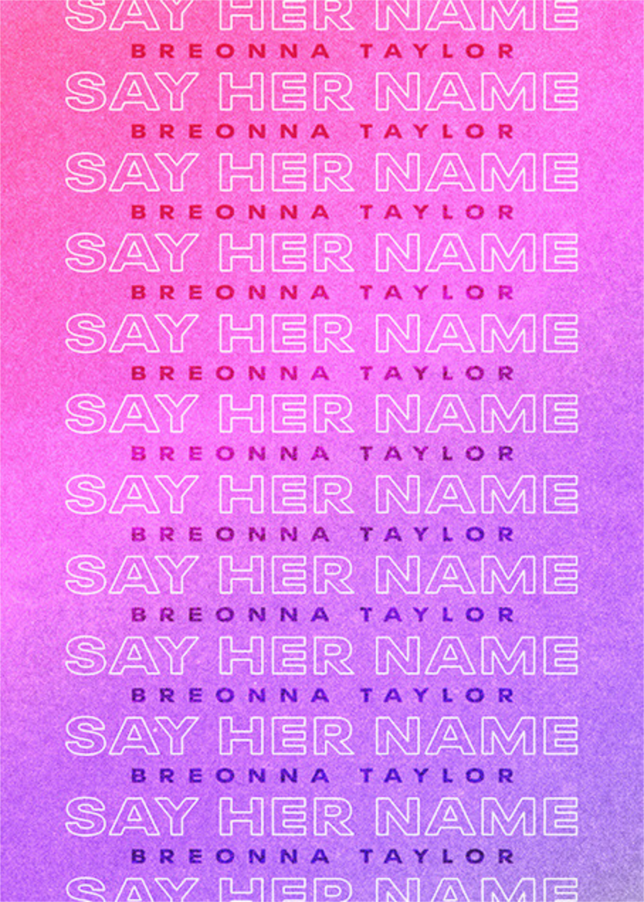 Say Her Name - Paperless Post