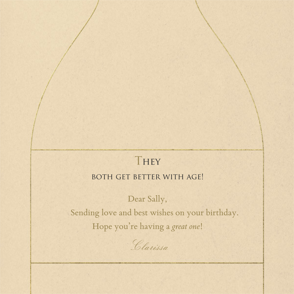 Both Get Better With Age - Paperless Post - Free birthday eCards - card back