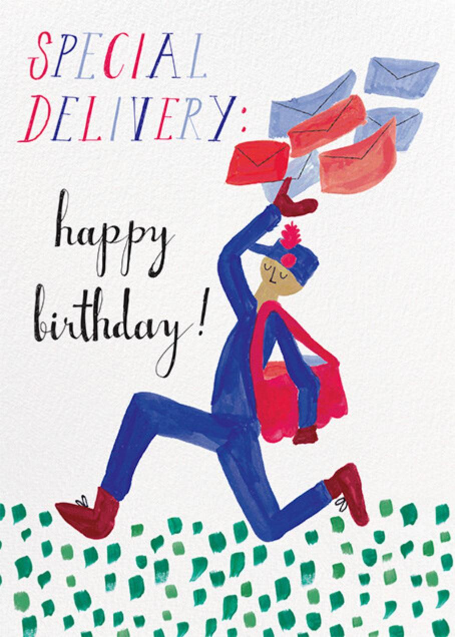 Special Delivery - Medium - Mr. Boddington's Studio - Birthday