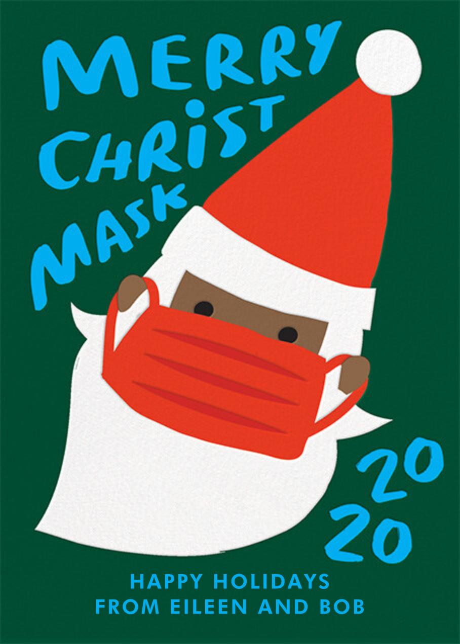 Christmask - Tan - Cheree Berry - Christmas