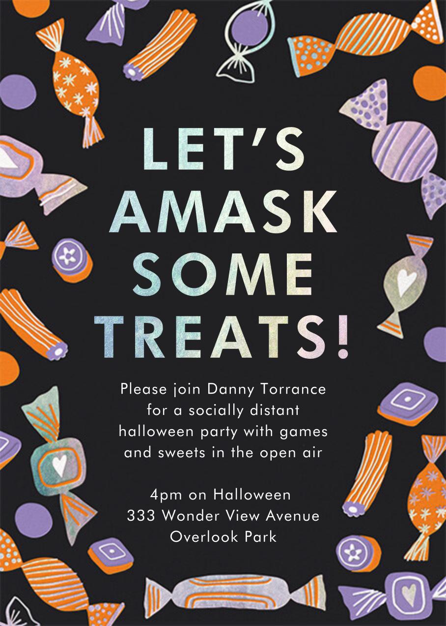 Halloween Sweets - Hello!Lucky - Halloween