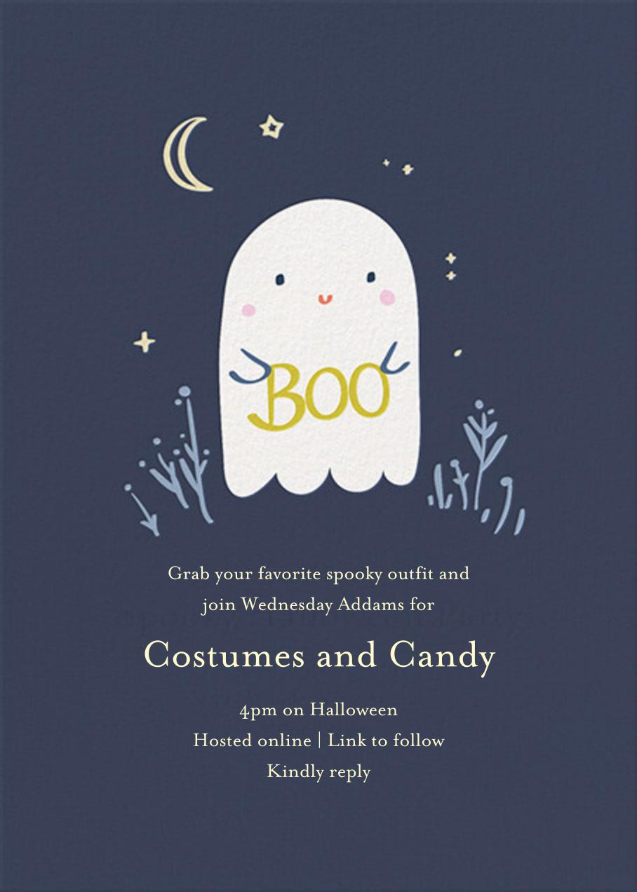 Boo Buddy - Little Cube - Halloween
