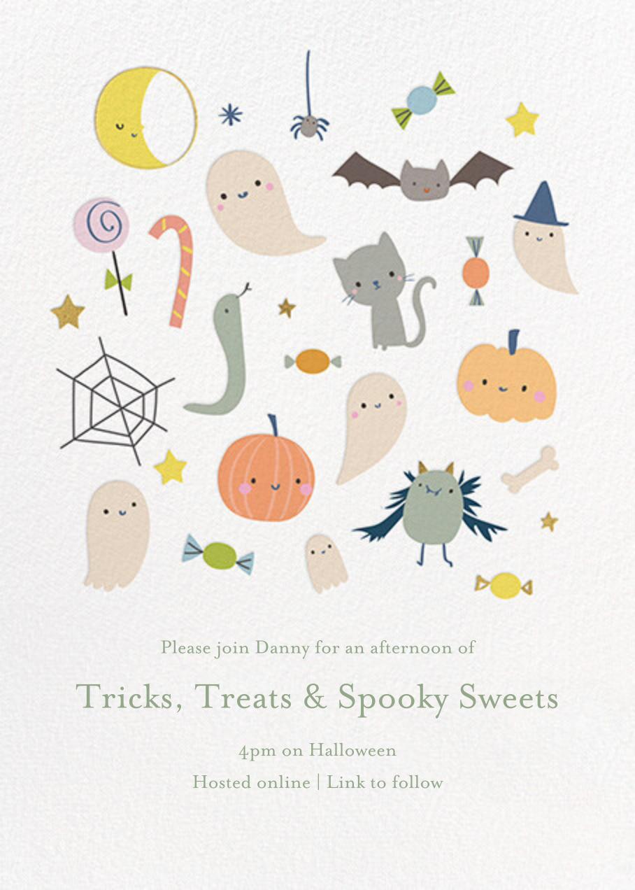 Freaky Friends - Little Cube - Halloween