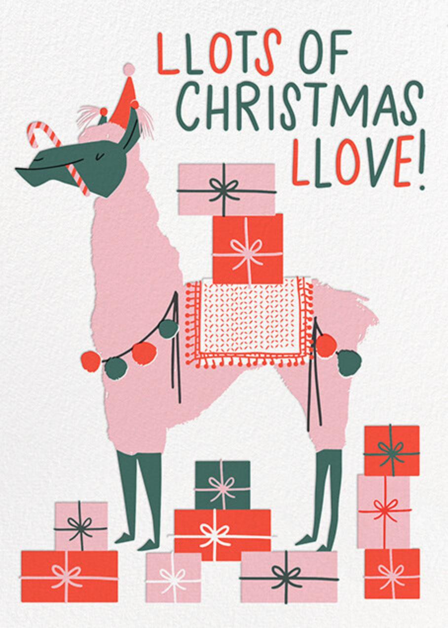 Llots of Llove - Hello!Lucky - Christmas