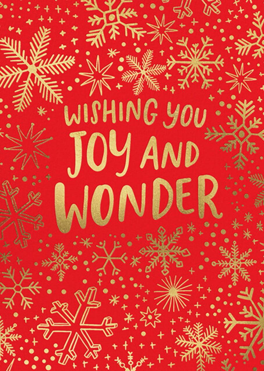 Joy and Wonder - Hello!Lucky