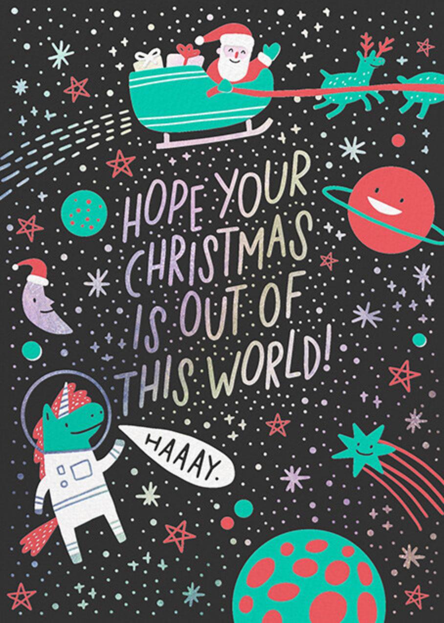 Starry Santa - Hello!Lucky - Christmas
