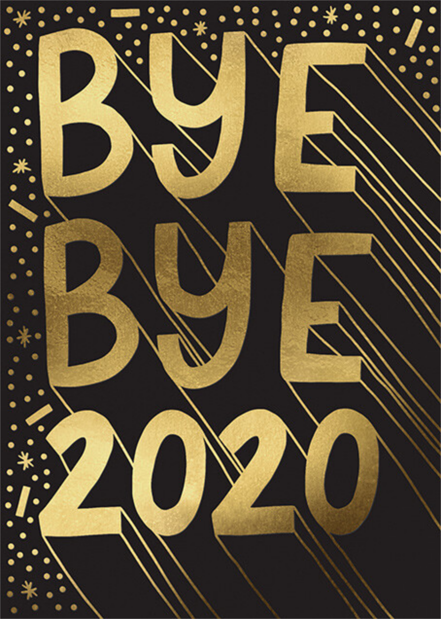 Bye Bye - Hello!Lucky - New Year's Eve