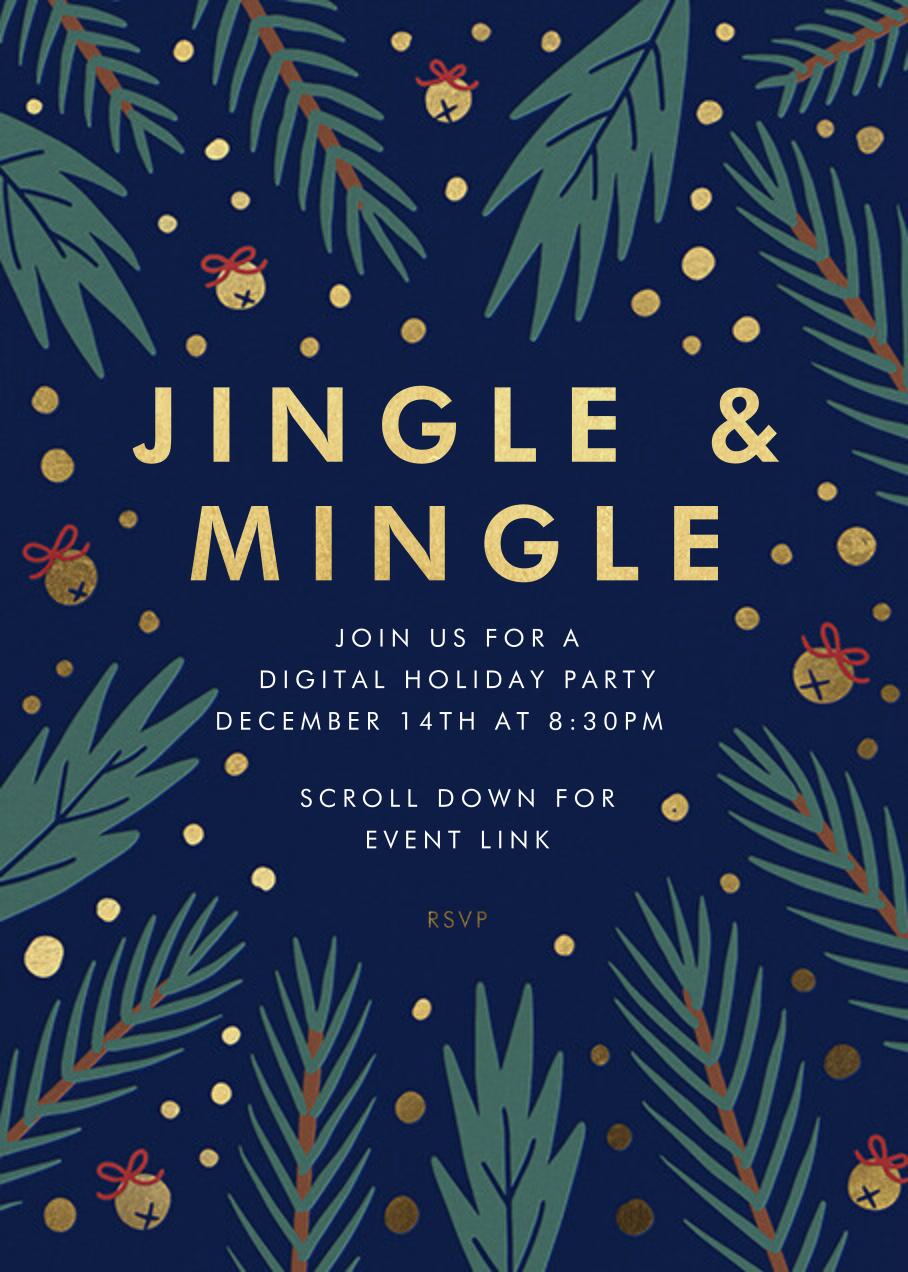 Jingle Tree - Hello!Lucky - Christmas party