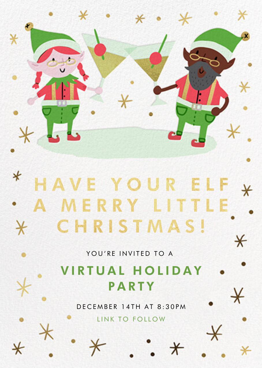 Elf Hour - Hello!Lucky - Christmas party