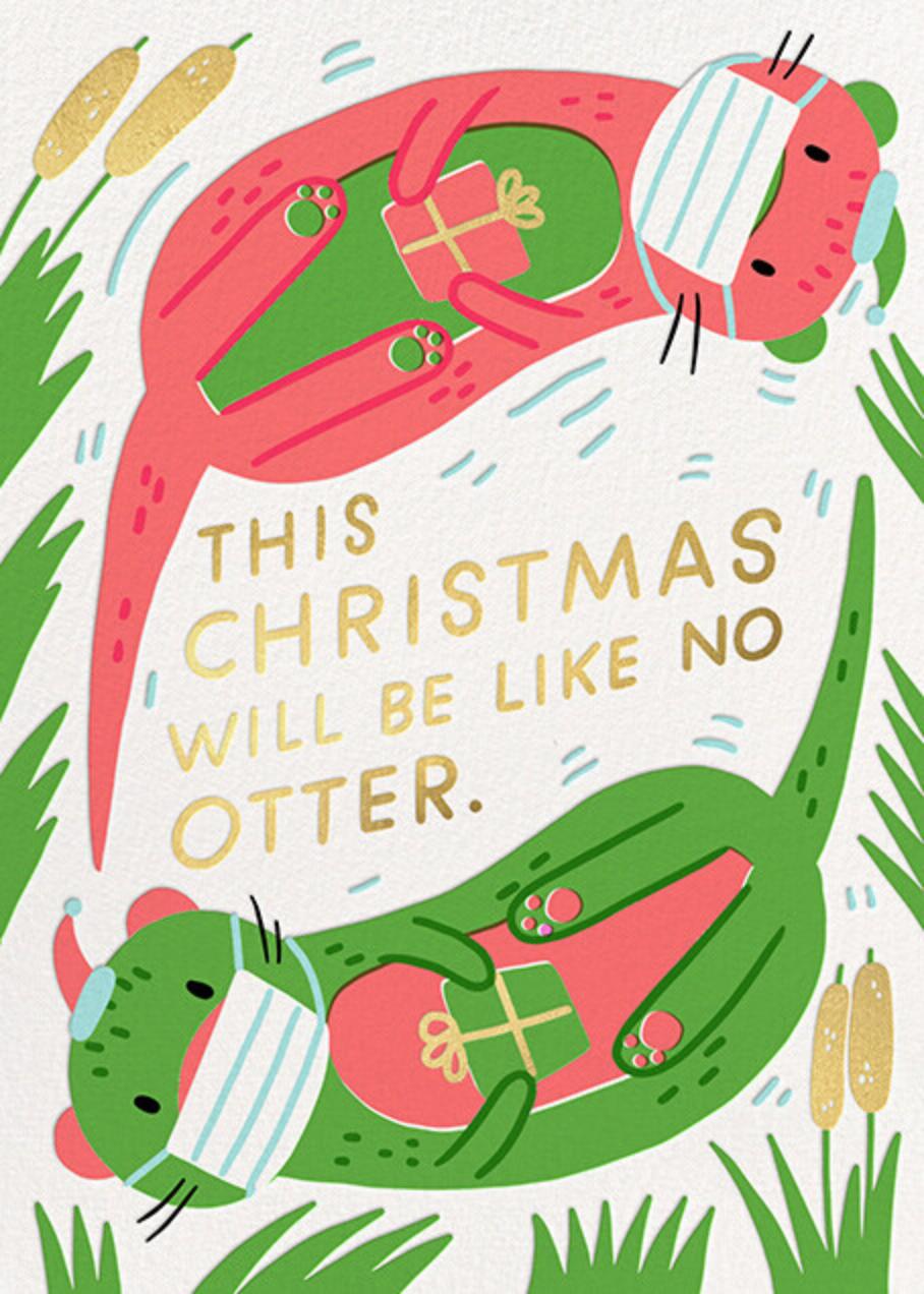 Like No Otter - Hello!Lucky - Christmas