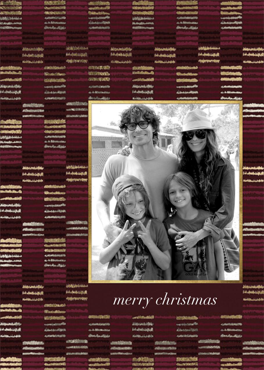 Filafette - Kelly Wearstler - Christmas