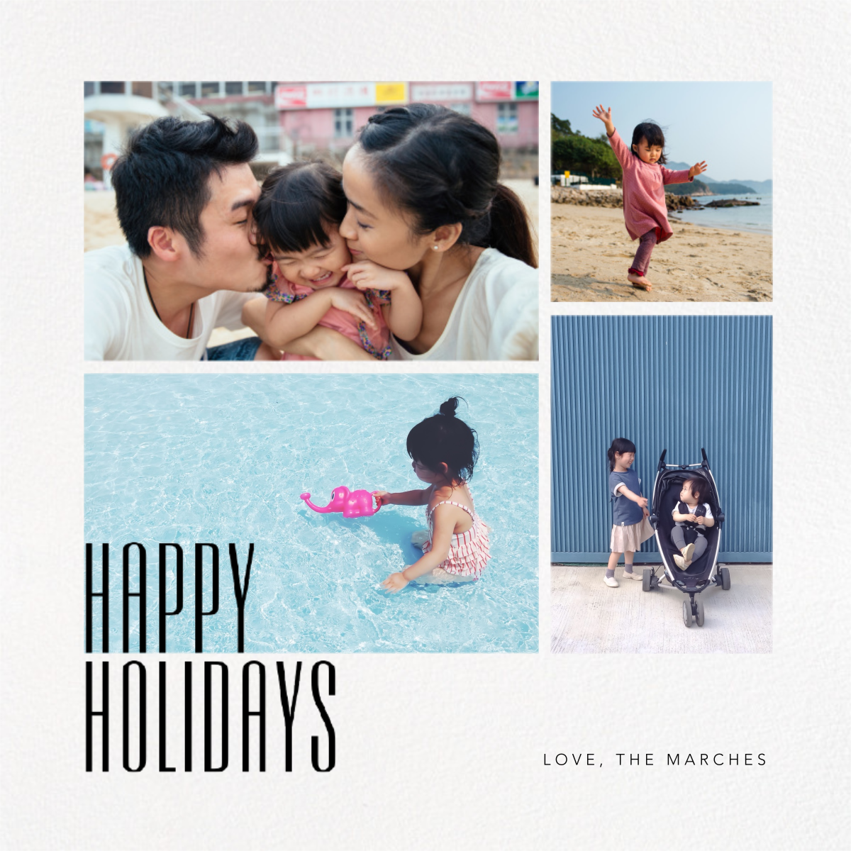 Holidays Gallery (Square) - Paperless Post