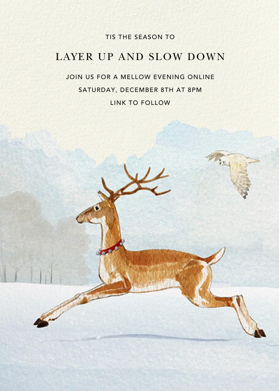 Reindeer Bells - Felix Doolittle - Winter parties