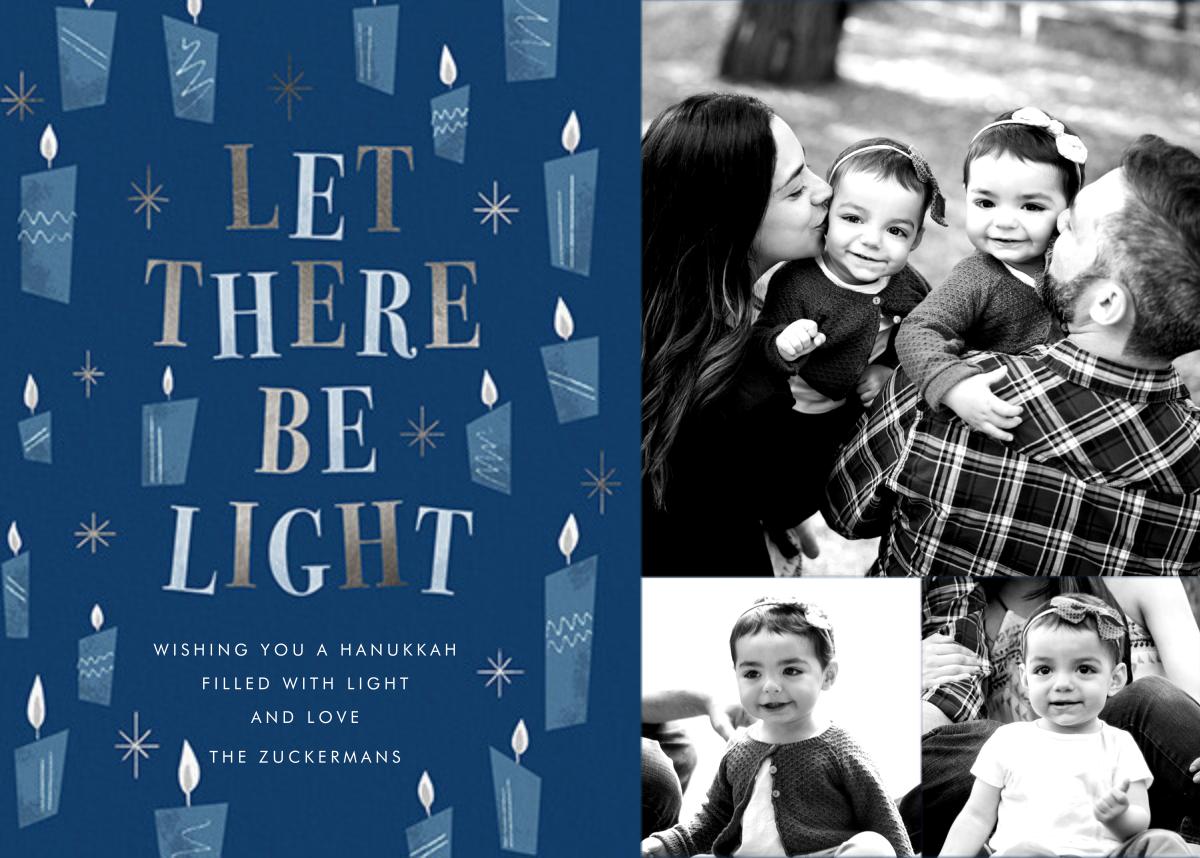 These Little Lights (3 Photos) - Hanukkah - Paperless Post - Hanukkah