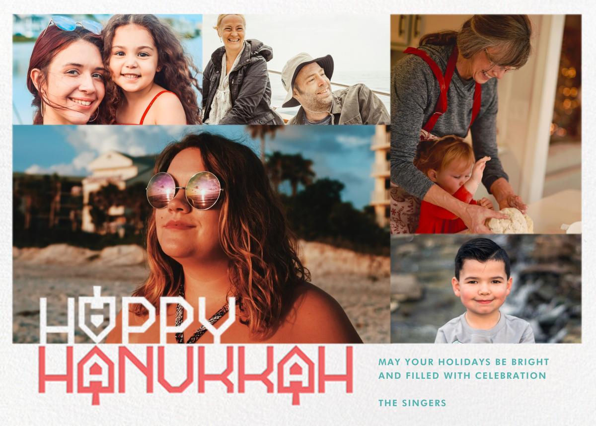 Dreidel Dreidel (5 Photos) - Paperless Post - Hanukkah