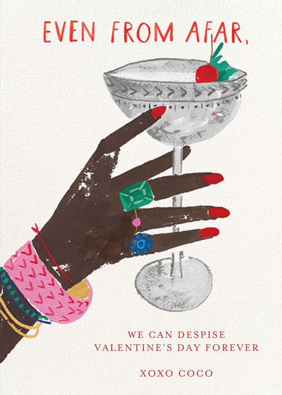 Valentine's Roast - Deep - Mr. Boddington's Studio - Valentine's Day
