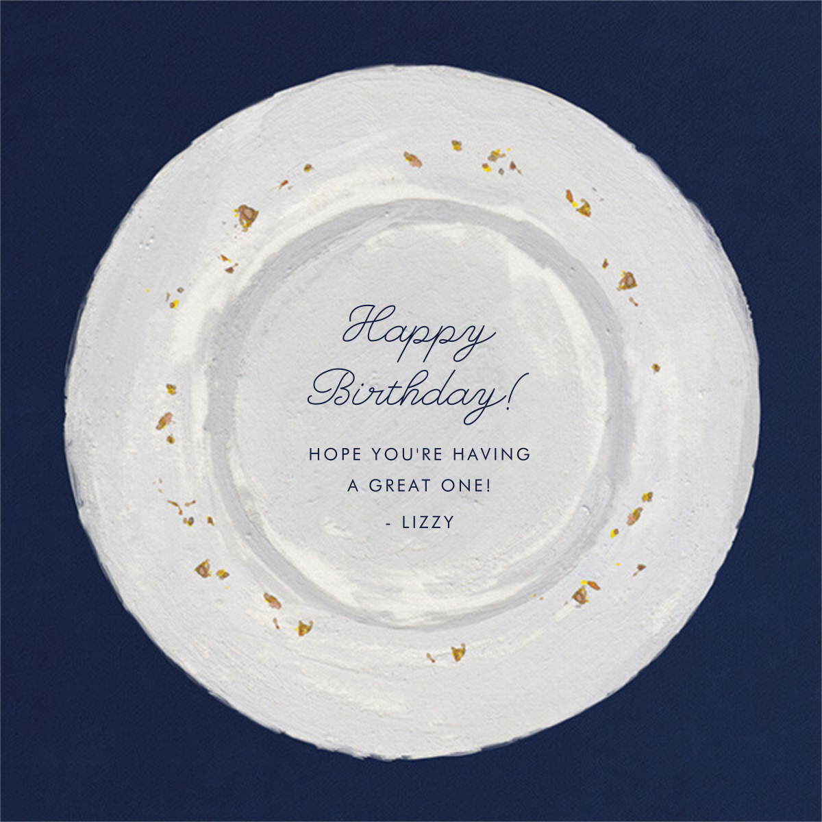 Slice of Cake - Paperless Post - Cameo - card back