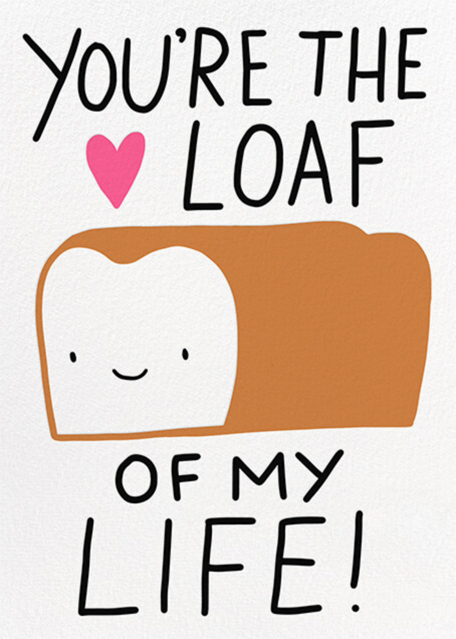 True Loaf - Hello!Lucky - Valentine's Day