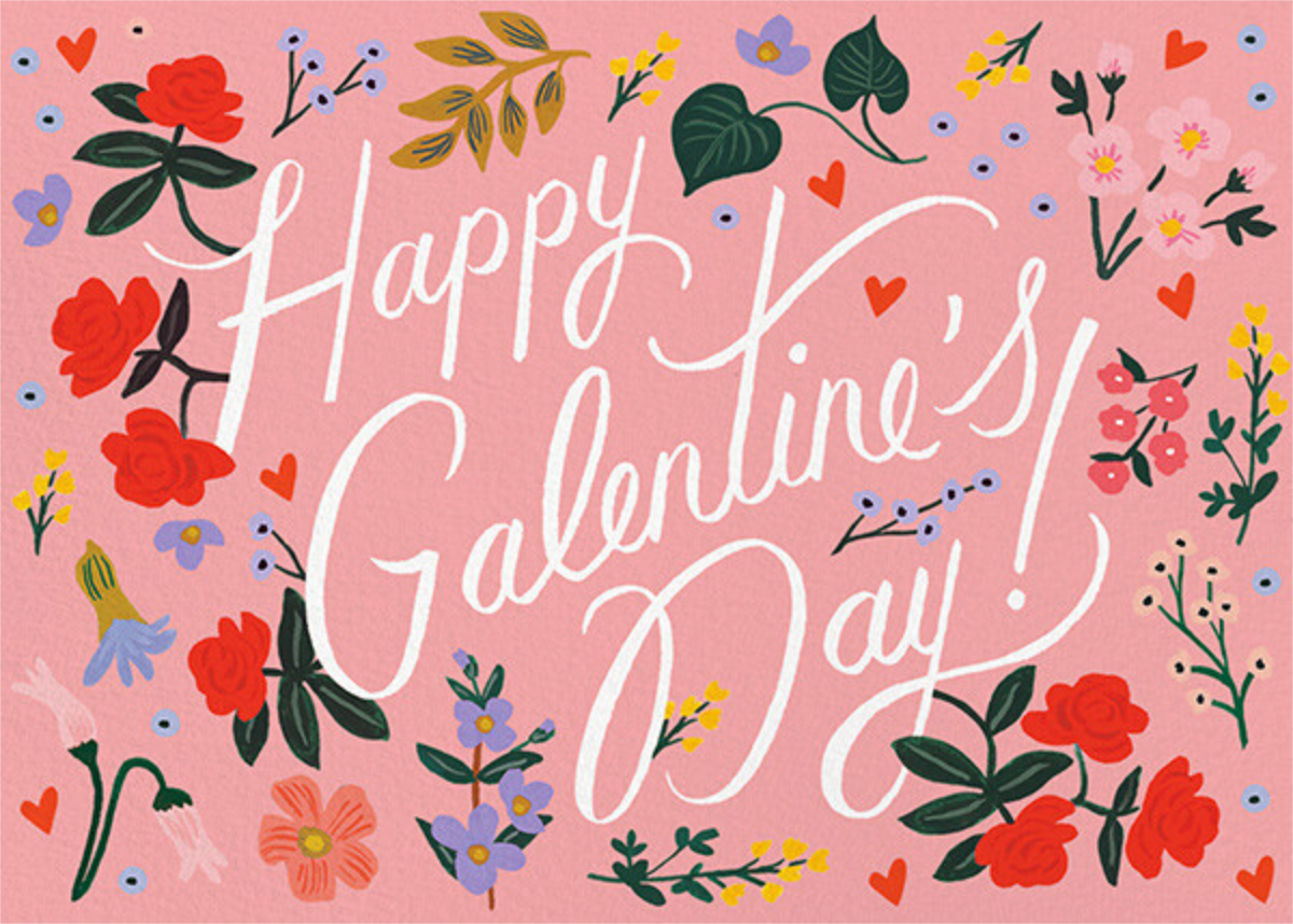 Wildwood Galentine's Day - Rifle Paper Co. - Valentine's Day