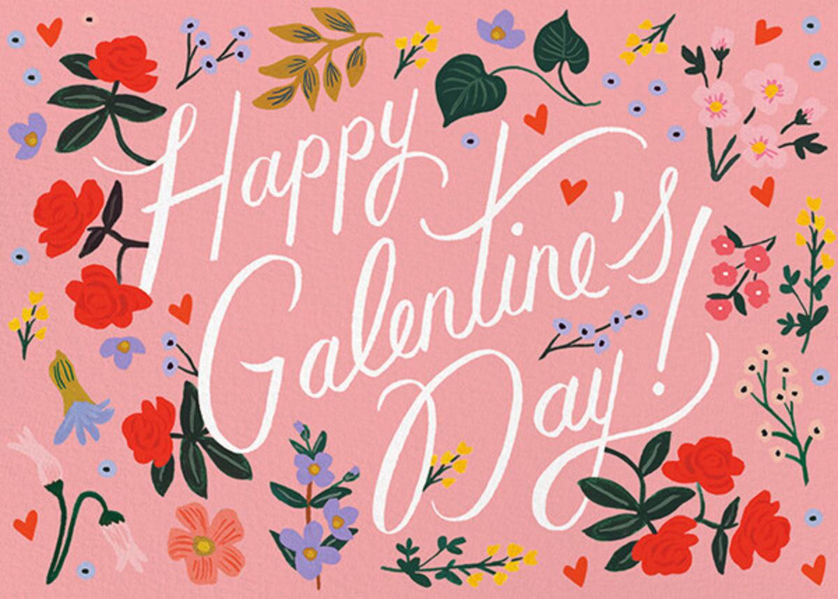 Wildwood Galentine's Day - Rifle Paper Co. - Valentine's Day
